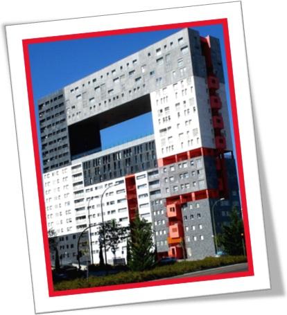 mirador building, prédio mirador, madrid, prédio de vinte andares, twenty story building