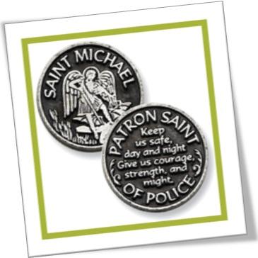 saint michael, arcanjo miguel, patron saint of cops, padroeiro dos policiais