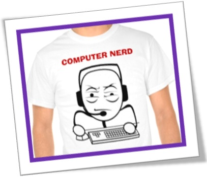 computer nerd, nerd de computador, camiseta nerd