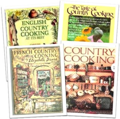 country cooking books, livros de receitas, comida da roça, comida rural