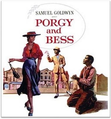 cartaz do filme porgy and bess samuel goldwyn