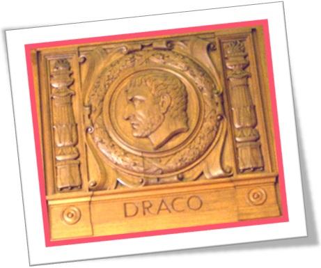 legislador draco, lawmaker, lawgiver