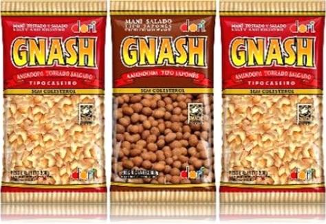 silent letters em inglês, amendoim japonês gnash dori
