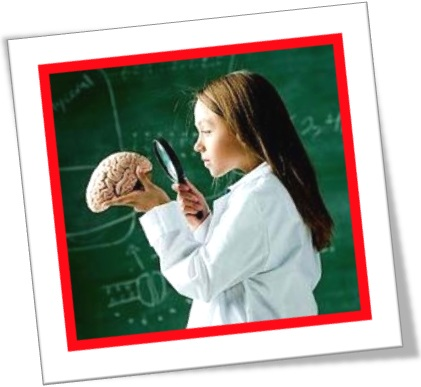 mature girl, garota madura analisando cérebro, escola