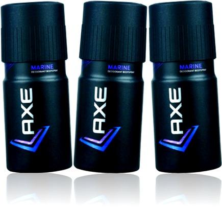 desodorante masculino axe marine suor transpiração homem