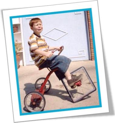 reinvent the wheel, reinventar a roda, roda quadrada