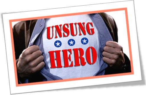 unsung hero tshirt, herói desconhecido, herói não reconhecido
