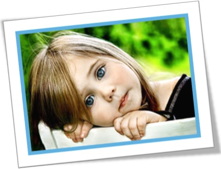 dove-eyed girl, menina de olhar inocente, garota, olhos azuis, pureza