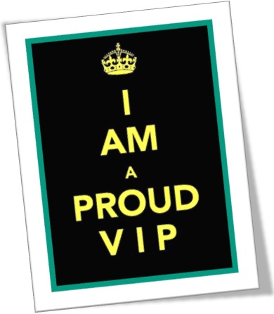 i am a proud vip, sou um vip orgulhoso, very importante person