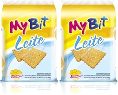 pacotes de biscoitos my bit leite, lanches, merenda, sobremesa, casaredo
