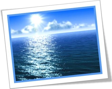 sun-glade on the sea surface, reflexo do sol, mar