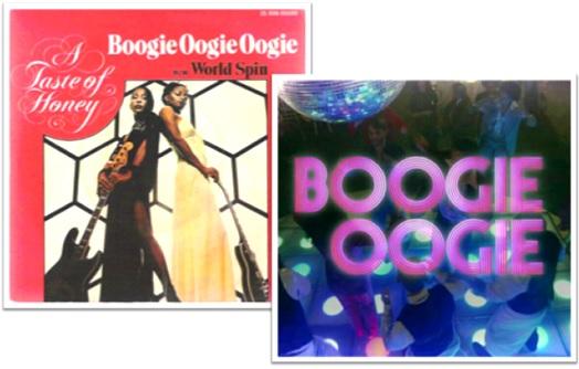 boogie oogie oogie a taste of honey e boogie oogie novela da rede globo