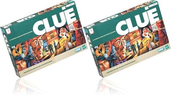 jogo de tabuleiro clue hasbro clássico jogo dos investigadores pistas mistério
