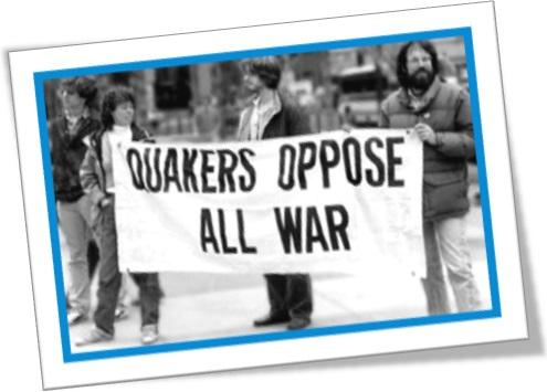 fotografia, protesto, quáquers, quacres, quakers oppose all war, quacres contra a guerra