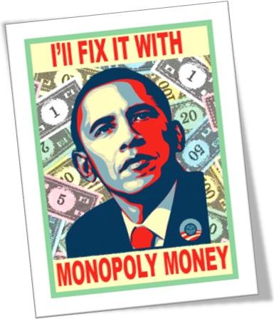 barack obama and monopoly money dinheiro do jogo banco imobiliário dinheiro de brinquedo