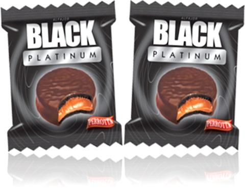 alfajor black platinum perrota green lakes chocolate doce de leite