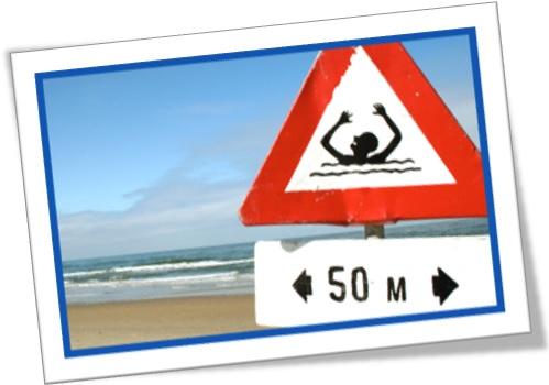 placa, aviso, alerta de afogamento na praia, sign of drowning in the beach