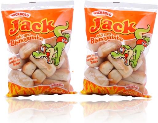 jack pão tipo bisnaguinha wickbold, jacaré, pãozinho, sanduíche