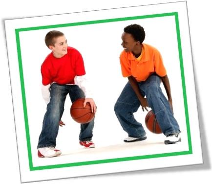 toy section, seção de brinquedos, garotos, bolas de basquete, diversão, esporte