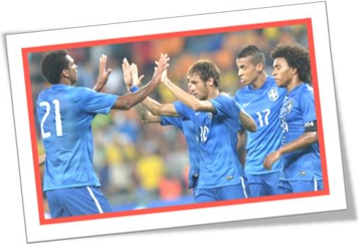 crunch time, brazilian squad, seleção brasileira de futebol, uniforme azul