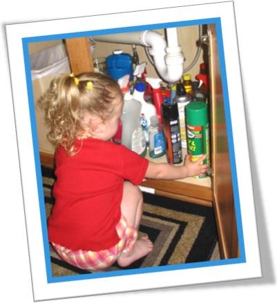 out of your reach beyond reach crianças e produtos químicos