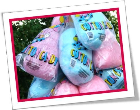 algodão doce cotton candy candyfloss fairyfloss doce de açúcar