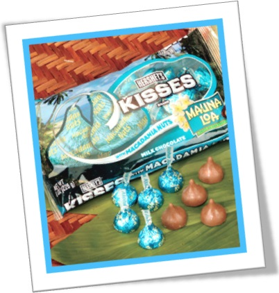 hershey's kisses with macadamia nuts, bombom de chocolate com macadâmia