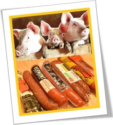 once upon a time era uma vez three little pigs três porquinhos viraram linguiças salsichas