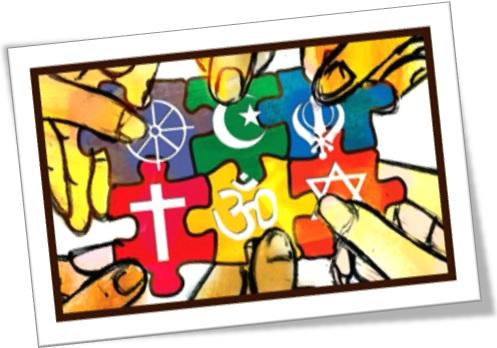 religião, religiões, símbolos religiosos, judaísmo, cristianismo, islamismo, religious symbols