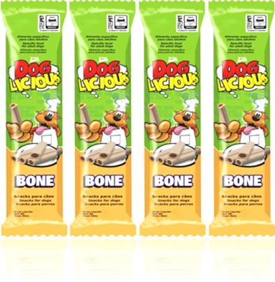 snacks para cachorros dog licious bone, alimento para cães
