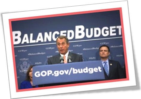 balanced budget gop gov budget, orçamento, governo, finanças
