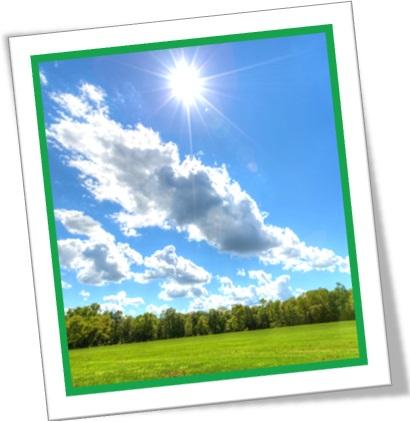 dia claro e ensolarado, campo, ar livre, bright and sunny weather