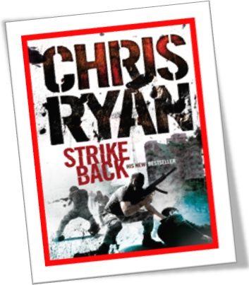 filmes, série, livro strike back de chris ryan his new bestseller