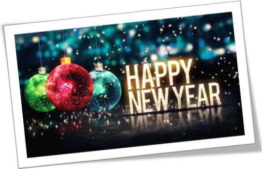 happy new year's vocabulary, vocabulário de ano novo em inglês