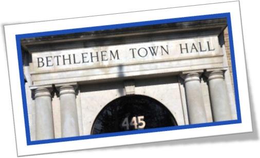 bethlehem town hall, prefeitura, city hall