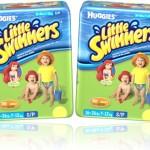 fraldas para piscina e mar little swimmers huggies, crianças, bebês