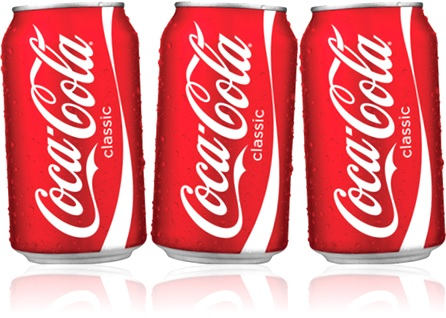 lata refrigerante coca cola classic coke bebida