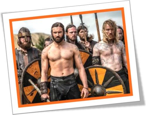 raiding party grupo de ataque, soldados vikings, guerreiros, lutas, raid