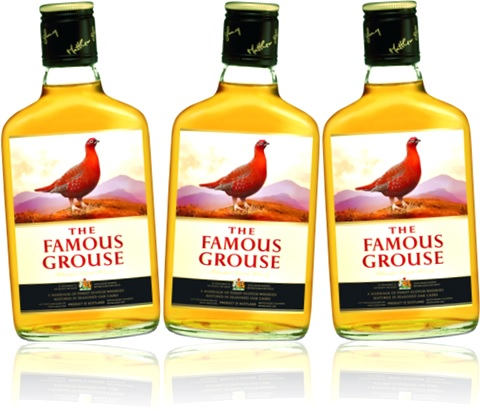 finest scotch whisky the famous grouse, uísque escocês, galo silvestre