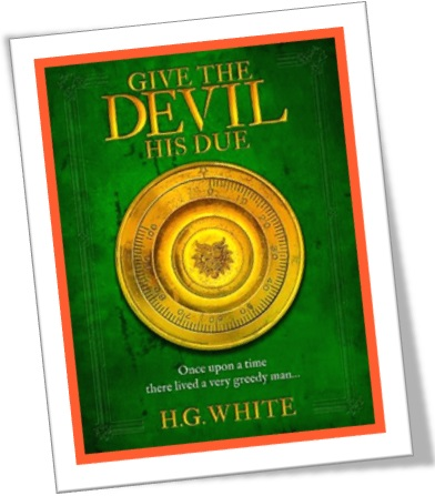 cover book give the devil his due by h g white