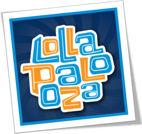 lollapaloosa, lalapalooza, lallapalooza, lollapalooza logo em inglês