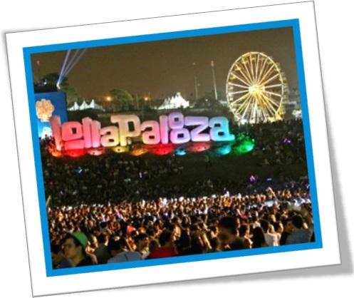 lollapaloosa, lalapalooza, lallapalooza, lollapalooza show in brazil, chile, argentina, eua