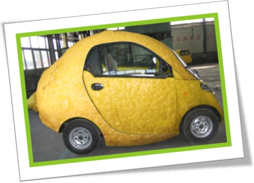 my new car is a lemon, lemon car, carro abacaxi, carro problema