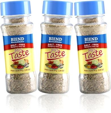 tempero mrs taste blend, smart foods brasil