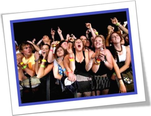 plateia grita bis, audience shouted encore, audiencia