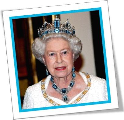 rainha elizabeth ii e água-marinhas brasileiras, queen elizabeth ii and brazilian aquamarines