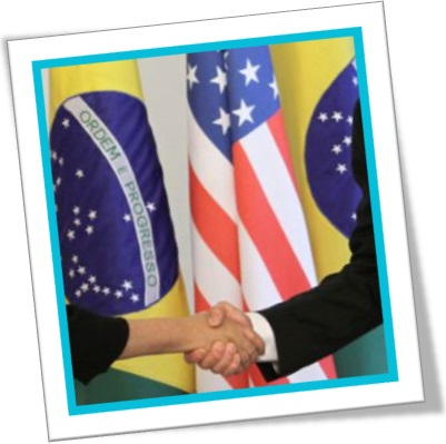 brazil and united states relationship and their flags relação brasil estados unidos