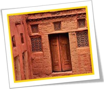 adobe house, casa de adobe, tijolo adobe, construção, imóvel