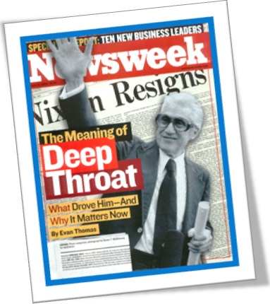 deep throat mark felt newsweek magazine cover garganta profunda