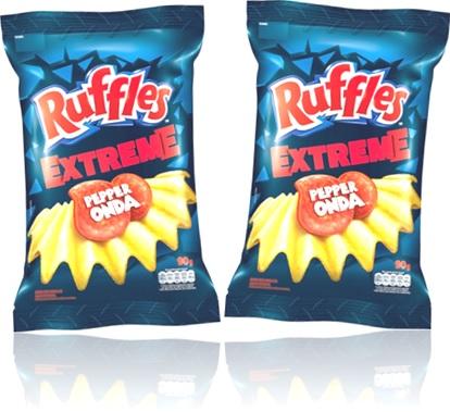 batatas ruffles extreme pepper onda